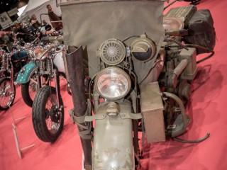 Harley Davidson US Army