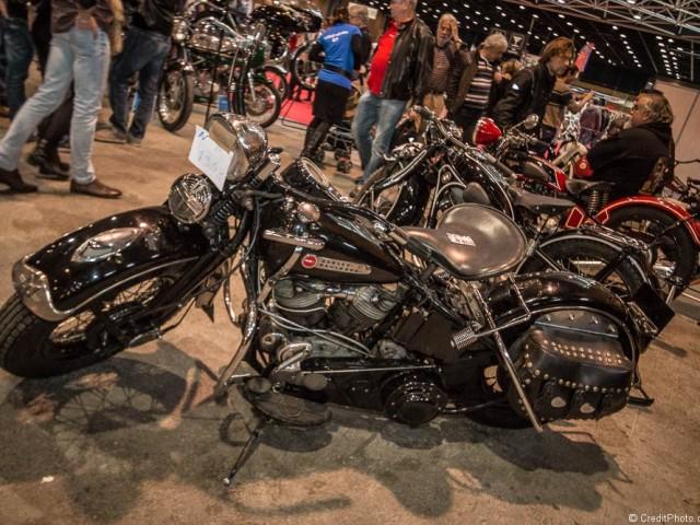 Harley-Davidson 1948