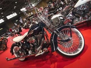 Harley-Davidson, le mythe – Epoqu'Auto 2014