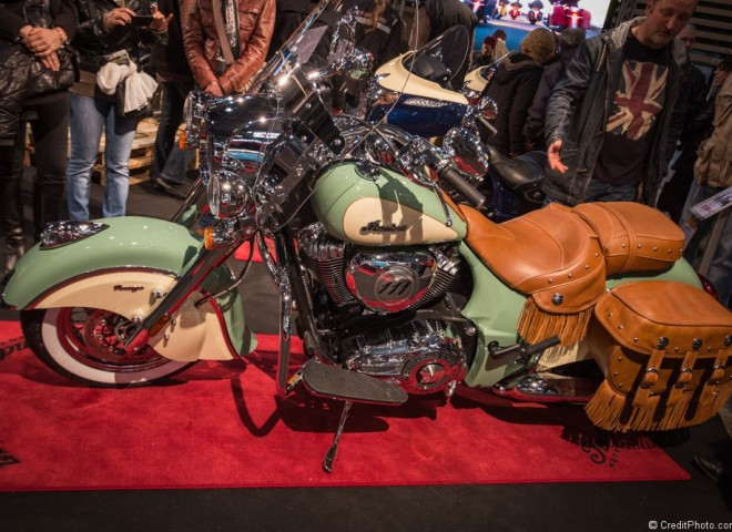 Indian Motorcycle Chief Vintage