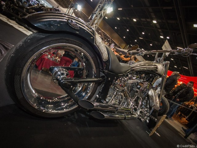 Silver Dream Chopper