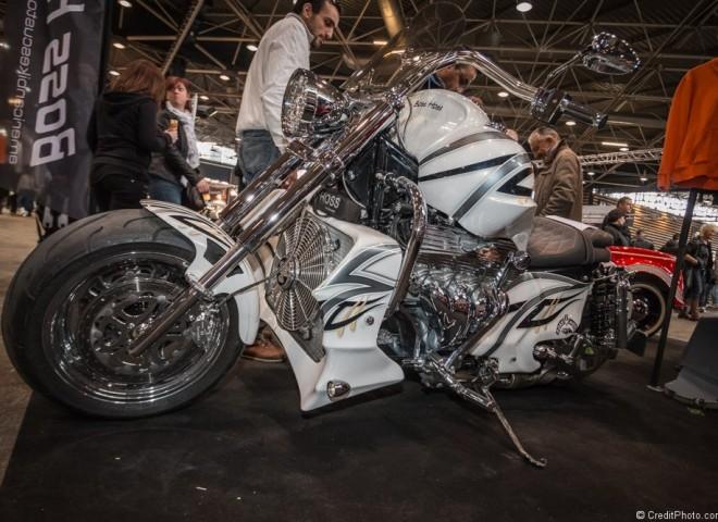 Boss Hoss Chopper V8 – Salon 2 Roues 2015