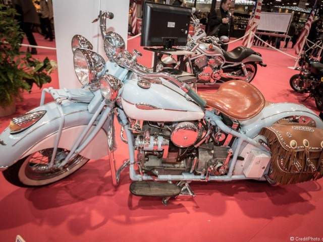 Indian Motorcycle Four 441