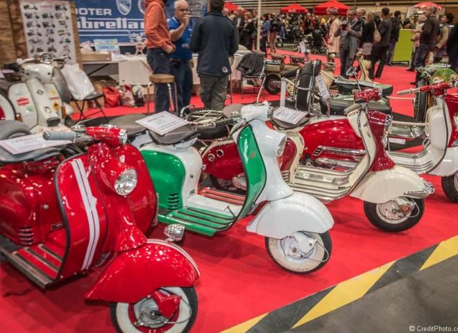 Lambretta, scooters