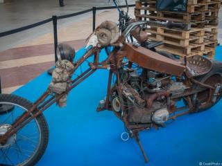 Vintage Chopper – Salon 2 Roues Lyon 2015