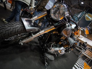 Harley Davidson Softail FLS Slim