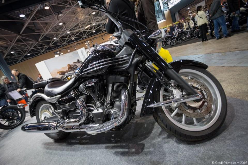 Yamaha XVS 1900 Midnight Star