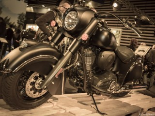 Indian Motorcycle Chief Dark Horse