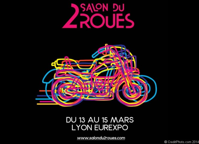 Salon 2 Roues 2015 – Lyon Eurexpo