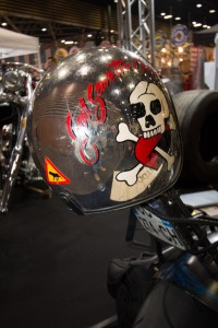 casque chopper