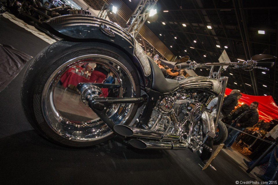 Silver Dream Chopper