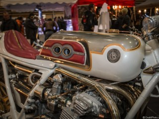 Madiba Café Racer