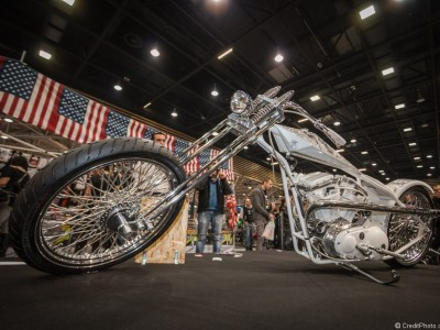 Queen of California – Salon du 2 Roues Lyon 2015