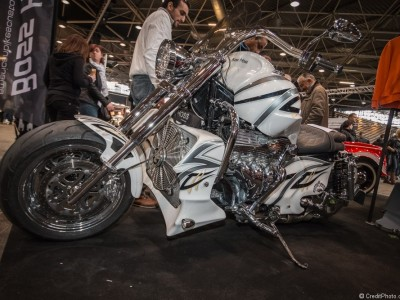 Boss Hoss Chopper V8 – Salon 2 Roues 2015