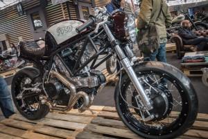 Ducati GR 750 Café Racer