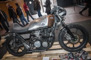 Kawasaki café racer