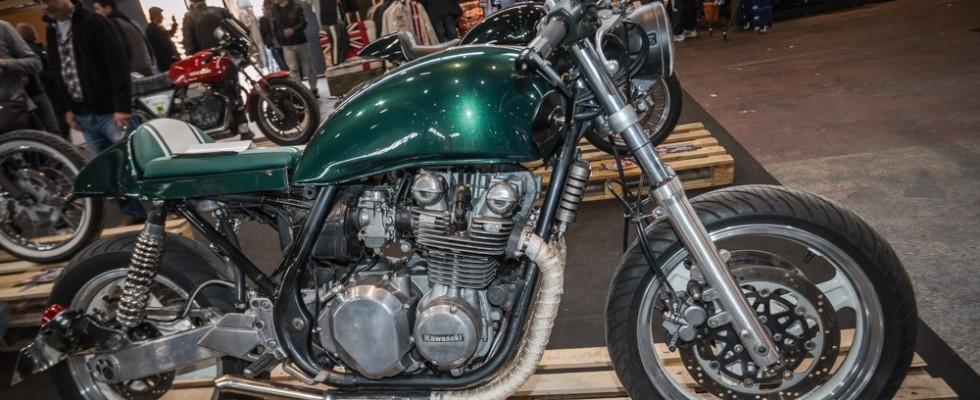 Photos de motos Kawasaki Café Racer