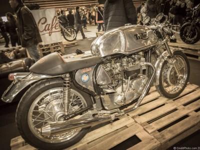 Triton Motorcycle Café Racer
